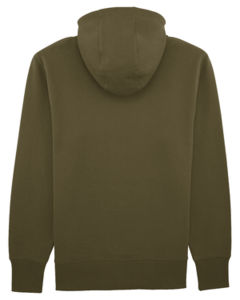 Sweat-shirt capuche oversize unisexe | Reach British Khaki 9