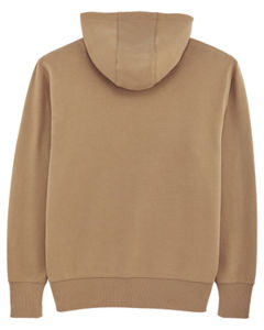 Sweat-shirt capuche oversize unisexe | Reach Camel 6