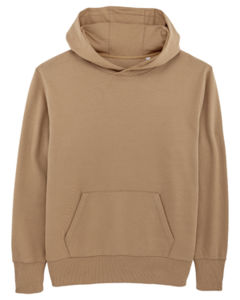 Sweat-shirt capuche oversize unisexe | Reach Camel 7