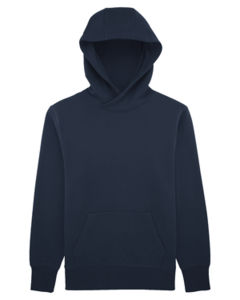 Sweat-shirt capuche oversize unisexe | Reach French Navy 10