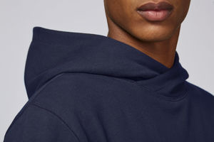 Sweat-shirt capuche oversize unisexe | Reach French Navy 4