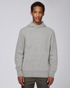 Sweat-shirt capuche oversize unisexe | Reach Heather Grey