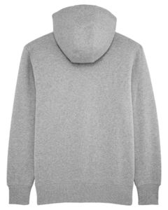 Sweat-shirt capuche oversize unisexe | Reach Heather Grey 2