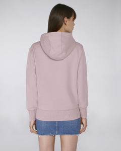 Sweat-shirt capuche oversize unisexe | Reach Lilac Peak 2