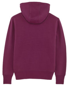 Sweat-shirt capuche oversize unisexe | Reach Purple Led 6