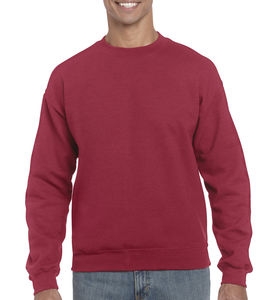 Sweat-shirt col rond heavy blend™ publicitaire | Sorel-Tracy Antique Cherry Red 1