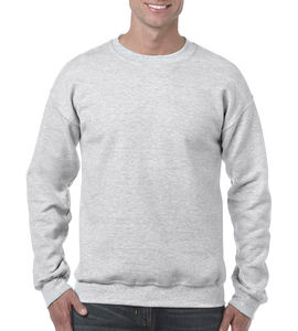 Sweat-shirt col rond heavy blend™ publicitaire | Sorel-Tracy Ash Grey 1