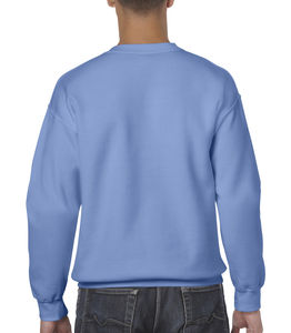 Sweat-shirt col rond heavy blend™ publicitaire | Sorel-Tracy Carolina Blue