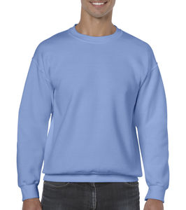 Sweat-shirt col rond heavy blend™ publicitaire | Sorel-Tracy Carolina Blue 1