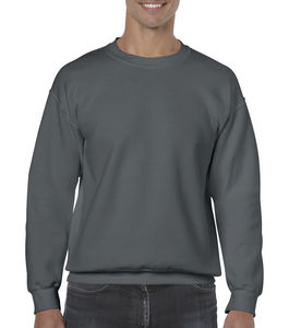 Sweat-shirt col rond heavy blend™ publicitaire | Sorel-Tracy Charcoal 1