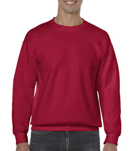 Sweat-shirt col rond heavy blend™ publicitaire | Sorel-Tracy Cherry Red 1