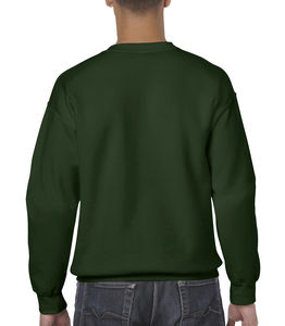 Sweat-shirt col rond heavy blend™ publicitaire | Sorel-Tracy Forest Green