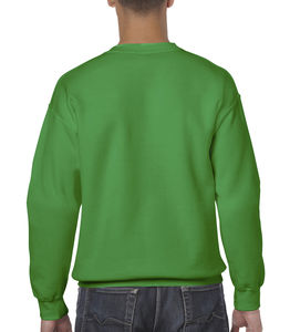 Sweat-shirt col rond heavy blend™ publicitaire | Sorel-Tracy Irish Green