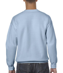 Sweat-shirt col rond heavy blend™ publicitaire | Sorel-Tracy Light Blue