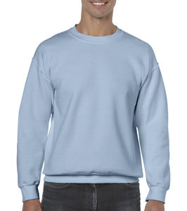 Sweat-shirt col rond heavy blend™ publicitaire | Sorel-Tracy Light Blue 1