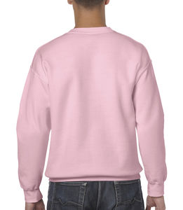 Sweat-shirt col rond heavy blend™ publicitaire | Sorel-Tracy Light Pink