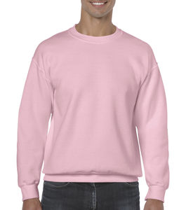 Sweat-shirt col rond heavy blend™ publicitaire | Sorel-Tracy Light Pink 1