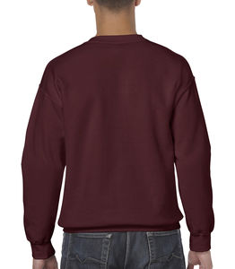 Sweat-shirt col rond heavy blend™ publicitaire | Sorel-Tracy Maroon