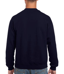 Sweat-shirt col rond heavy blend™ publicitaire | Sorel-Tracy Navy