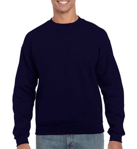 Sweat-shirt col rond heavy blend™ publicitaire | Sorel-Tracy Navy 1