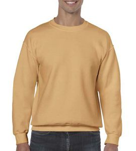 Sweat-shirt col rond heavy blend™ publicitaire | Sorel-Tracy Old Gold 1