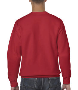Sweat-shirt col rond heavy blend™ publicitaire | Sorel-Tracy Red