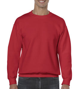 Sweat-shirt col rond heavy blend™ publicitaire | Sorel-Tracy Red 1