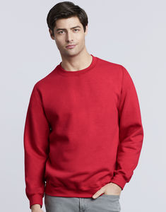 Sweat-shirt col rond heavy blend™ publicitaire | Sorel-Tracy Red 3