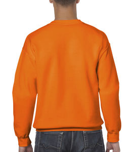 Sweat-shirt col rond heavy blend™ publicitaire | Sorel-Tracy Safety Orange