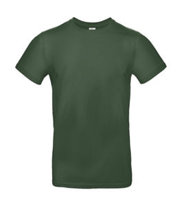T-shirt homme publicitaire | #E190 Bottle Green