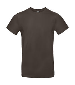 T-shirt homme publicitaire | #E190 Brown