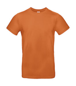 T-shirt homme publicitaire | #E190 Urban Orange