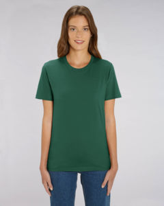 T-shirt iconique unisexe | Creator Bottle Green 1