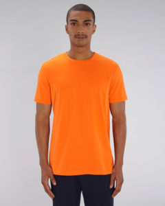T-shirt iconique unisexe | Creator Bright Orange