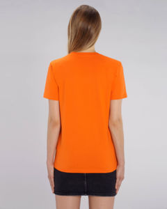 T-shirt iconique unisexe | Creator Bright Orange 5