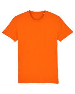 T-shirt iconique unisexe | Creator Bright Orange 6