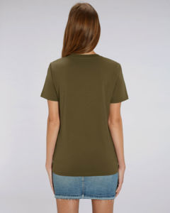 T-shirt iconique unisexe | Creator British Khaki 5