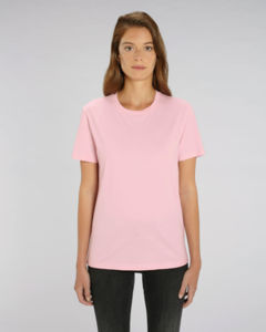 T-shirt iconique unisexe | Creator Cotton Pink 1