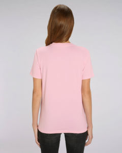 T-shirt iconique unisexe | Creator Cotton Pink 5