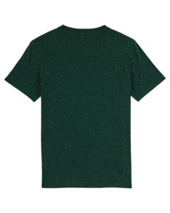 T-shirt iconique unisexe | Creator Heather Scarab Green 7