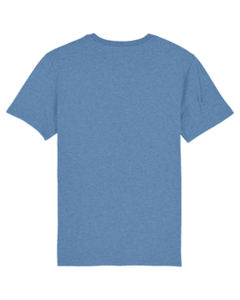 T-shirt iconique unisexe | Creator Mid Heather Blue 8