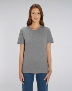 T-shirt iconique unisexe | Creator Mid Heather Grey 1
