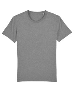T-shirt iconique unisexe | Creator Mid Heather Grey 6