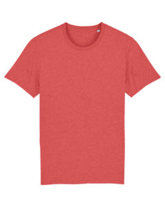 T-shirt iconique unisexe | Creator Mid Heather Red 7