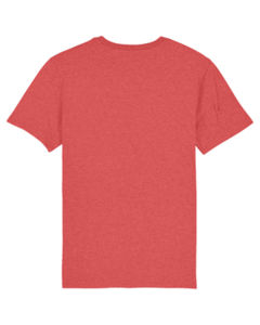 T-shirt iconique unisexe | Creator Mid Heather Red 8
