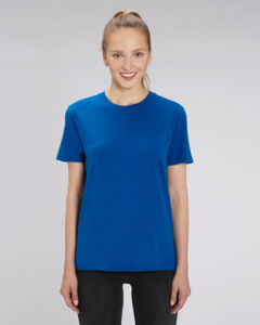 T-shirt iconique unisexe | Creator Mid Heather Royal Blue 1