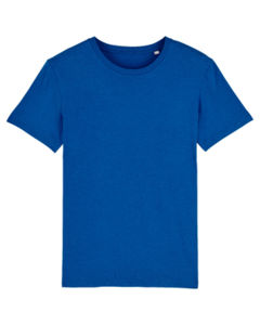 T-shirt iconique unisexe | Creator Mid Heather Royal Blue 6