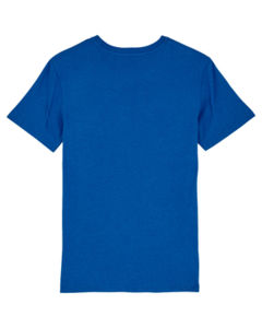 T-shirt iconique unisexe | Creator Mid Heather Royal Blue 7