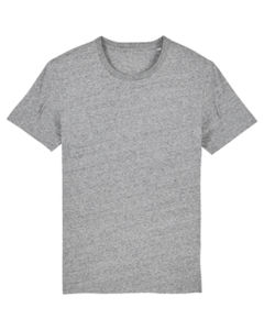 T-shirt iconique unisexe | Creator Slub Heather Grey 6