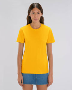 T-shirt iconique unisexe | Creator Spectra Yellow 1